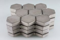 // concrete tiles