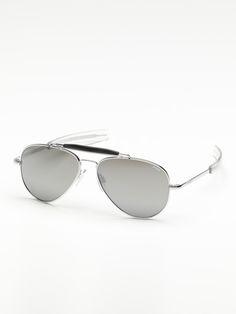 Sportsman Aviator Sunglasses by Randolph Engineering Sunglasses