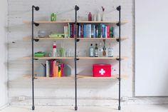 Zelf een boekenkast maken - Tips en trics | ThePerfectYou.nl