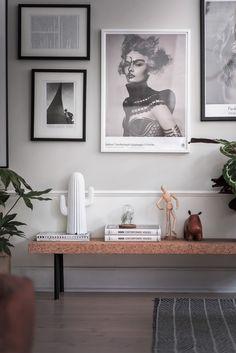 Klein maar fijn appartement | Stek Magazine | Scandinavian Homes | Appartment | Small living space | IKEA