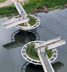 Friedrich Bayer Bridge – Brazil