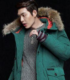 Kim Woo Bin - Campus10 Magazine November Issue '13