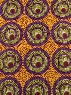 Tissu Africain Print Veritable Wax Super Wax Bazin Textile Afrique