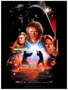 Star Wars : épisode III - La revanche des Sith [Star Wars Episode III : Revenge of the Sith] - George Lucas