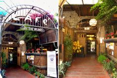 Cafe By the Ruins in Baguio Phillippines