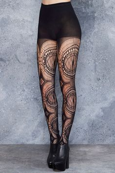 Evil Eye Hosiery - Limited - ShapeShifter - Collections