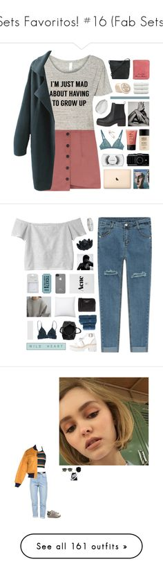 """Sets Favoritos! #16 (Fab Sets)"" by soja-nirvana ❤ liked on Polyvore featuring Rick Owens, D.R. Harris & Co Ltd., Linum Home Textiles, CB2, The Nude Label, MAKE UP FOR EVER, NARS Cosmetics, MAC Cosmetics, teesandtankyou and taty"