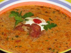 Salsa, Curry, Food And Drink, Ethnic Recipes, Hungary, Soups, Curries, Soup, Salsa Music