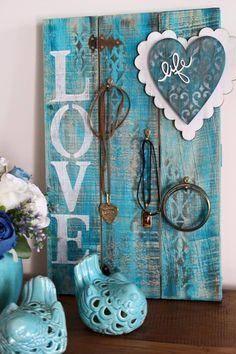 Tabla decorada Decoupage Vintage, Shabby Vintage, Handmade Home Decor, Handmade Decorations, Diy Craft Projects, Wood Projects, Wood Crafts, Diy And Crafts, Country Paintings