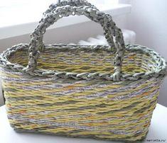 сумки из газетных трубочек. плетение из газет (4) (700x600, 203Kb)