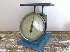 Vintage Kitchen Scale Prudential Family by VintageShoppingSpree, $68.00