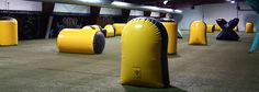 Reball (aka paintless paintball) is always high energy fun! Openrange's 11,000 square foot indoor range offers Custom Z-Pro Turf with Supair bunkers, and a sound system that is amazing!
