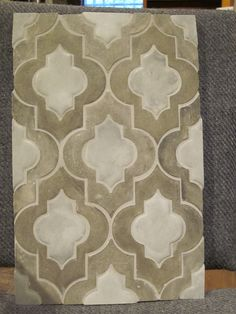 New concrete tile pattern for 2015
