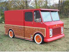 My dream van!