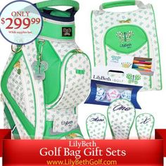 Shop original #LadiesGolfBags from large selection at affordable prices @LilyBethGolf http://www.lilybethgolf.com/ladies-golf-bags
