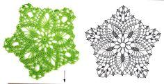 Коллекция многоугольных мотивов - САМОБРАНОЧКА рукодельницам, мастерицам