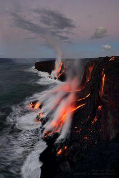 Kamokuna, Hawaii Volcanoes National Park