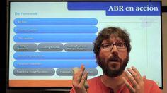 ABR. Intersante el camino que prepara el profesor para que investigue el alumno hacia el reto y la posibilidad de abarcar más asignaturas (transversalidad).