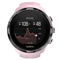 21047a5aebe Orologio Donna Suunto Spartan Sport Wrist HR Sakura SS022664000... in  vendita online su