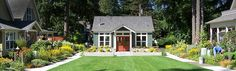 """The Cottage Company designs, develops, and builds amazing pocket neighborhoods. """"Leaders in building pocket neighborhood communities of compact homes.    So, you can live large and leave a small footprint on the earth."""""""