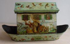 Noah's ark vintage & antique on Pinterest | Noah Ark, Folk Art and ...