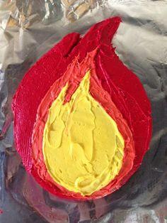 pentecost fire
