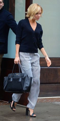 Let Sienna Miller Inspire Your Next Office Look | WhoWhatWear.com