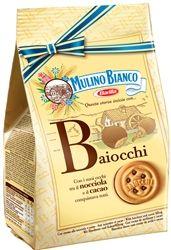 Mulino Bianco Baiocchi alla Nocciola - Hazelnut biscuits: Everybody loves these, kids but also their parents.