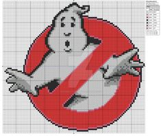 Ghostbusters! by Makibird-Stitching