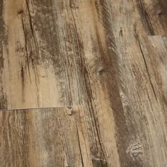 Farmwood Luxury Vinyl Plank Flooring 3mm x 6.3 x 48""