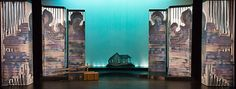 SCENIC DESIGN, Wizard of Oz, Theatre Cedar Rapids, IA on Behance