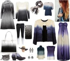 """Shadows of my former self"" by carolwatergirl on Polyvore"