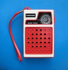 AM Vintage Radio