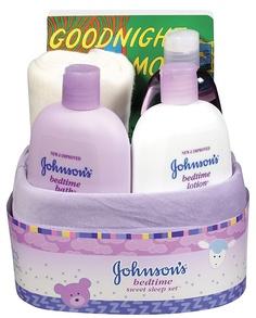 Johnson's Bedtime Sweet Sleep Gift Set - Best Price  #DiaperscomNursery