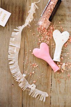#valentines-day  photography: White Loft Studio - whiteloftstudio.com design & styling: Style Me Pretty - stylemepretty.com  Read More: http://www.stylemepretty.com/living/2013/02/14/valentines-day-party/