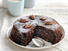 Chocolatine : gateau chocolat noix de pécan au micro ondes de Tupperware - Recettes