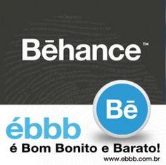 Conheça a ébbb na Behance.