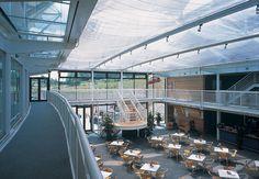 Hampshire County Cricket Club | Hopkins Architects