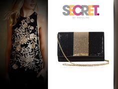 Cutch Secret 2015 The Secret, One Shoulder, Blouse, Tops, Women, Fashion, Purses, Winter, Blouse Band