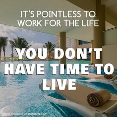 Visit http://discount-all-inclusive.com/ to book your travel now! #travel #quote