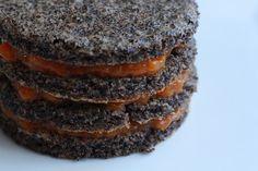 makove Pancakes, Paleo, Breakfast, Sweet, Food, Morning Coffee, Candy, Essen, Pancake