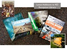 Embracing Innovative Orthodontics - Portage, Kalamazoo, Paw Paw, MI: New Additions for the KO Reception Library - May t...