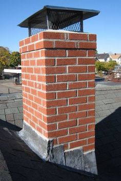 What is causing the leak in your chimney?