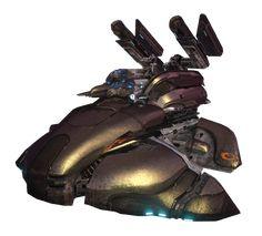 Halo - Anti-air Wraith