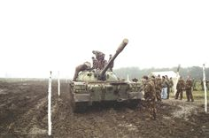 T-55 in Hungarian service.