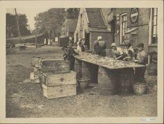 Vishandel   1925-1940   Urk