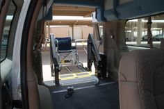 The Type I handicap vehicle has sophisticated infrastructure, and is equipped with cutting-edge technology to make travelling a comfortable experience for the handicapped. Type I, Travelling, Technology, Vehicles, Tech, Tecnologia, Car, Vehicle, Tools