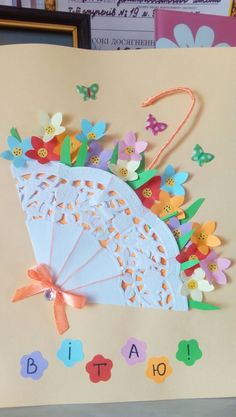 Holiday Crafts For Kids Spring Crafts For Kids Christmas Crafts Art For Kids Butterfly Crafts Flower Crafts Classroom Art Projects Art Folder Newspaper Crafts Mothers Day Crafts, Valentine Day Crafts, Easter Crafts, Flower Crafts Kids, Valentines, Spring Crafts For Kids, Crafts For Kids To Make, Art For Kids, Preschool Crafts