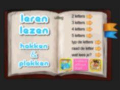 Kleuters digitaal! Leren Lezen Met Hakken En Plakken - Kleuters digitaal!
