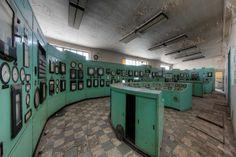 Control room (by kiekmal)